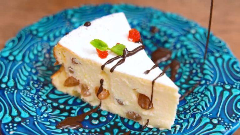 Ось як приготувати смачний десерт зі звичайного сиру