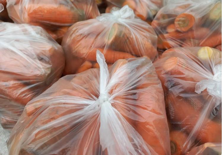 Завдяки цьому способу морква добре зберігається в теплому льоху або на лоджії